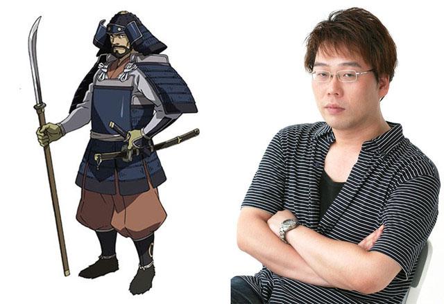 Kenji Nomura como Shiraishi Kazuhisa.