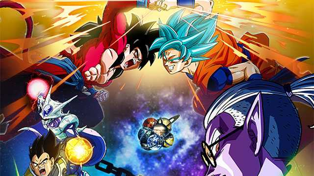 Synopsis For DRAGON BALL HEROES Episode 1 Surfaces Online